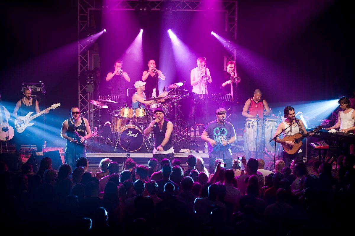 Calle Real Le Millenium 31 Mai 2009