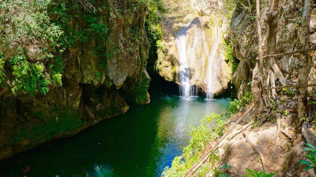 salto javira waterfall